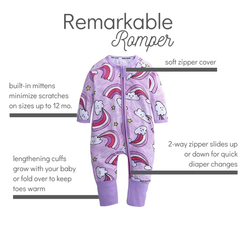 Remarkable Romper