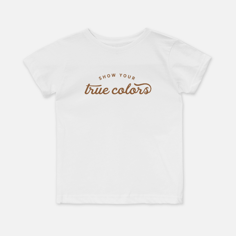 True Colors tee