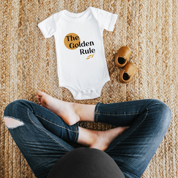 Golden Rule bodysuit