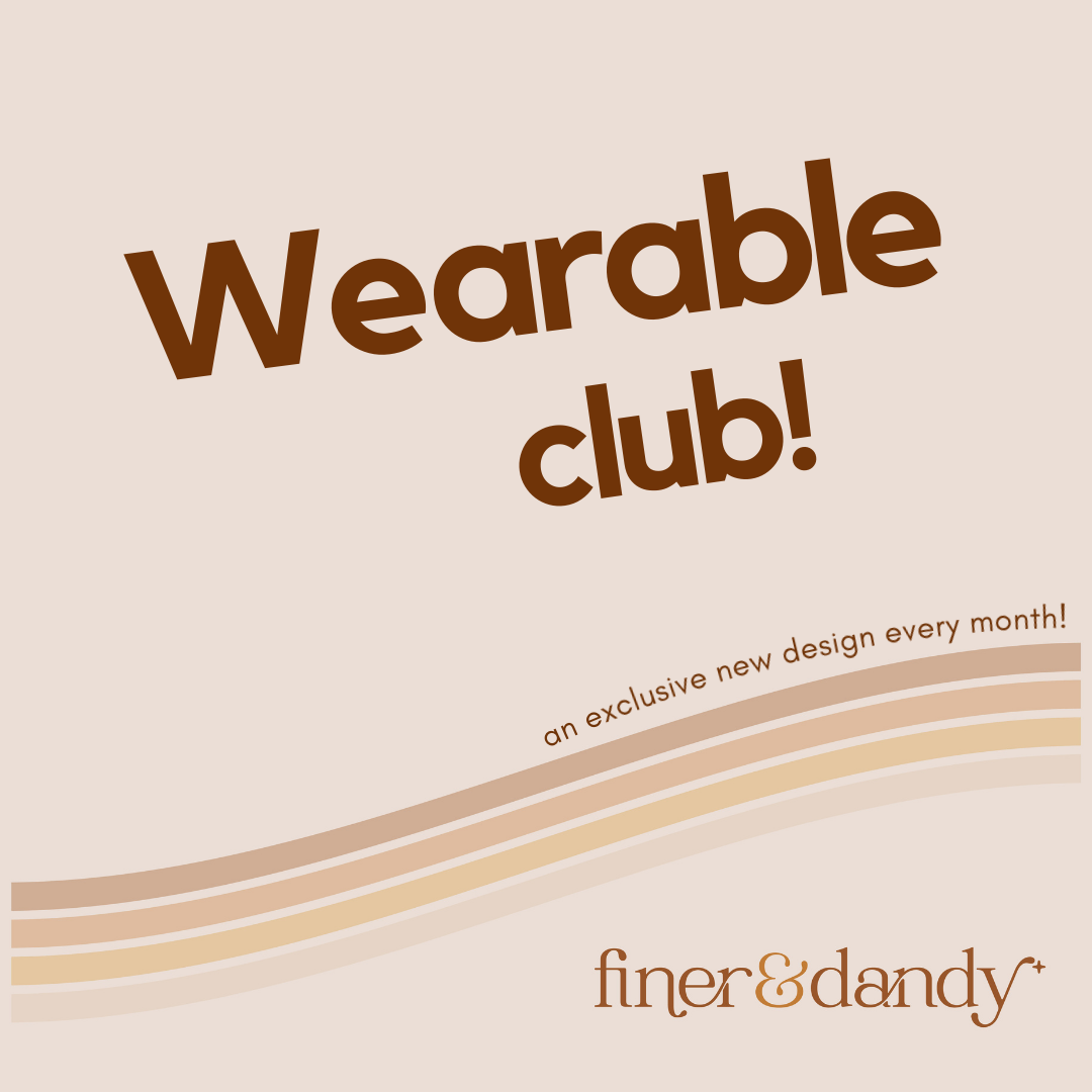 Wearable Club Bodysuit/Tee Subscription