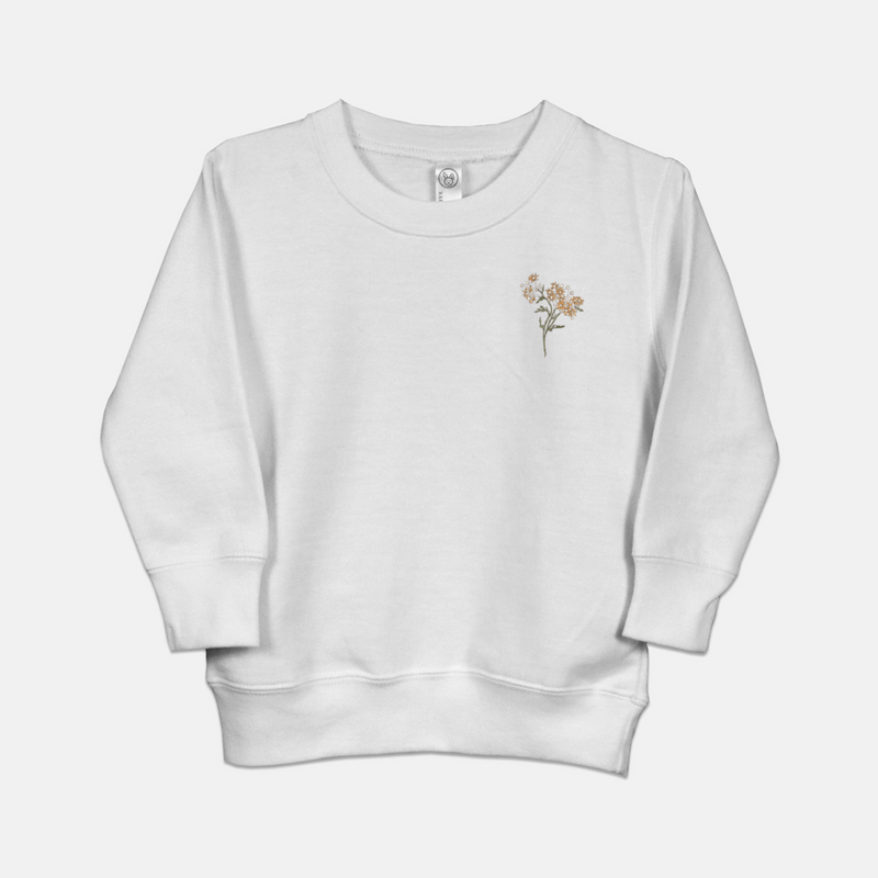 Vintage Wildflower Sweatshirt