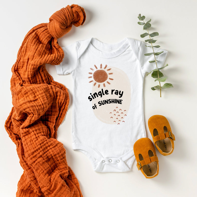 Single Ray of Sunshine Bodysuit
