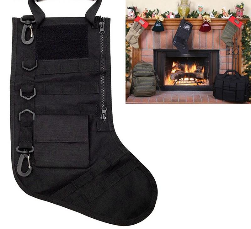 Tactical Christmas Stocking.Tactical Christmas Stocking
