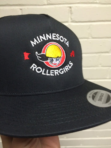 Minnesota RollerGirls Baseball Hat