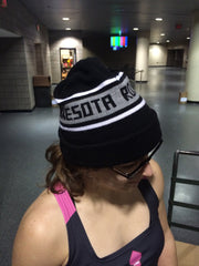 Minnesota RollerGirls Winter Hat