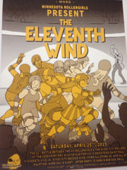 Season 11 Poster: The Eleventh Wind