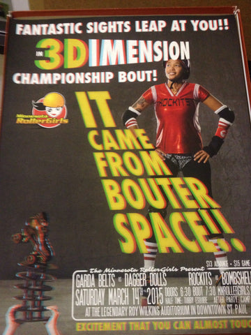 Season 11 Poster: It Came From Bouter Space 3D