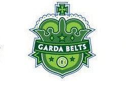 Garda Belts Logo Sticker