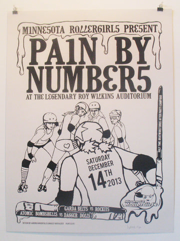 Season 10 Poster: Pain By Numbers