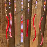Dreamcicle ~ Wind Chime ~ Sun Catcher