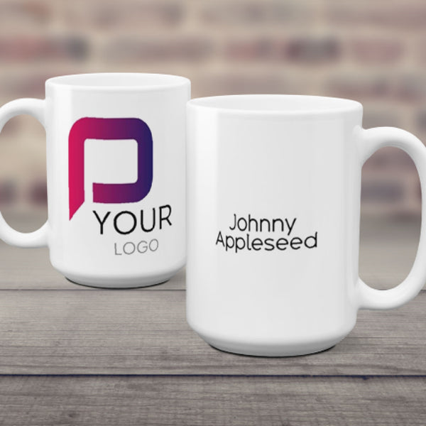 Personalized 15 oz. Mug