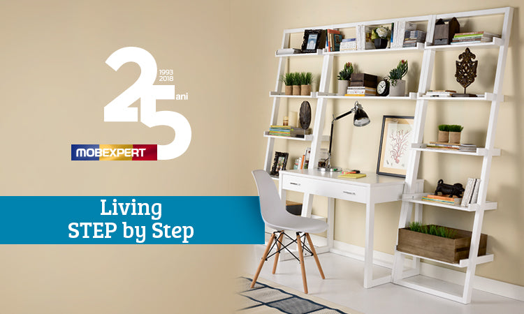Mobexpert: Living Step by Step
