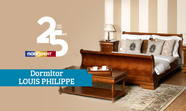 Mobexpert: Dormitor Louis Philippe