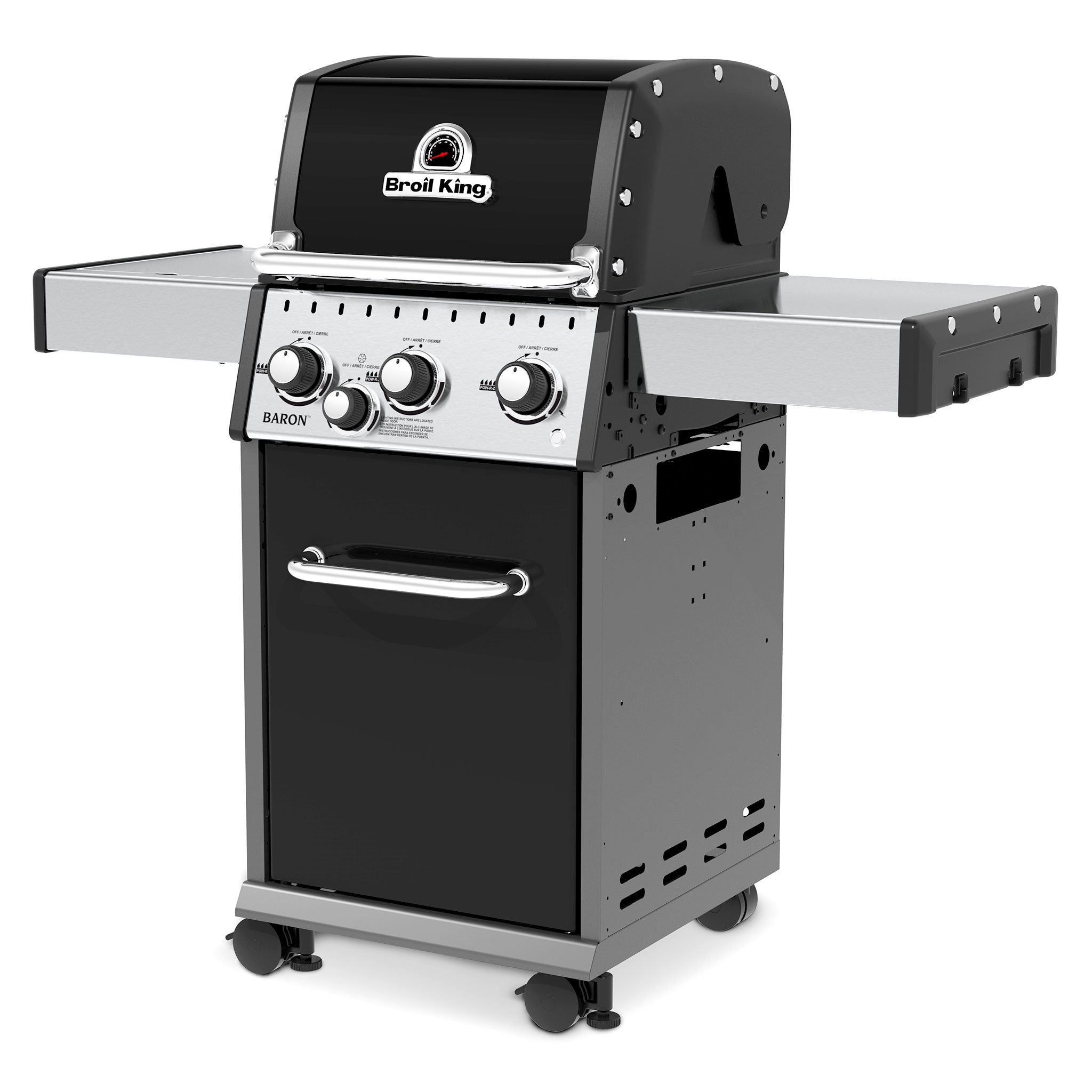 BARON 340 BROIL KING Gratar