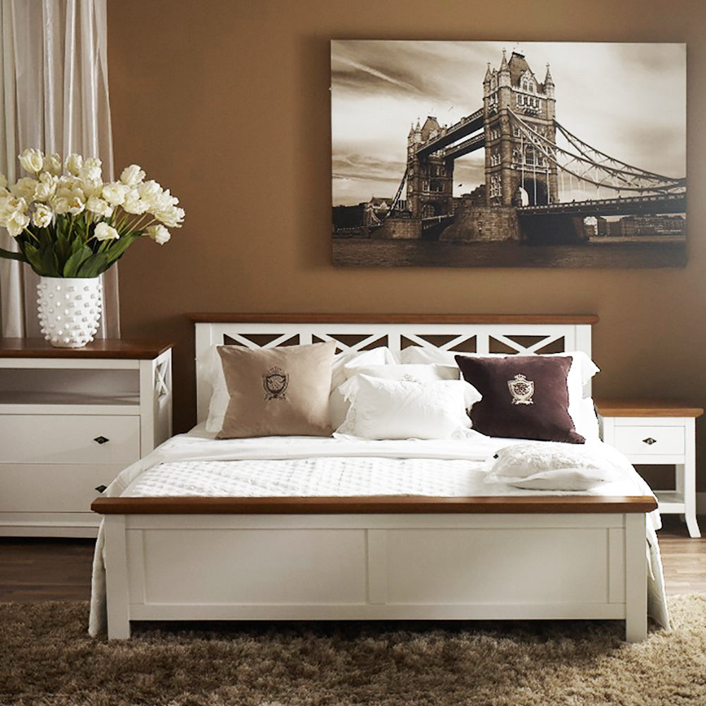 LONDON CHIC Tablou canvas 100x150 cm