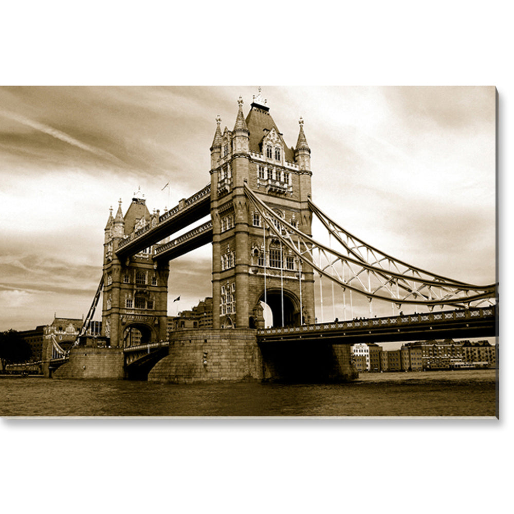 Tablou canvas 100x150 cm LONDON CHIC