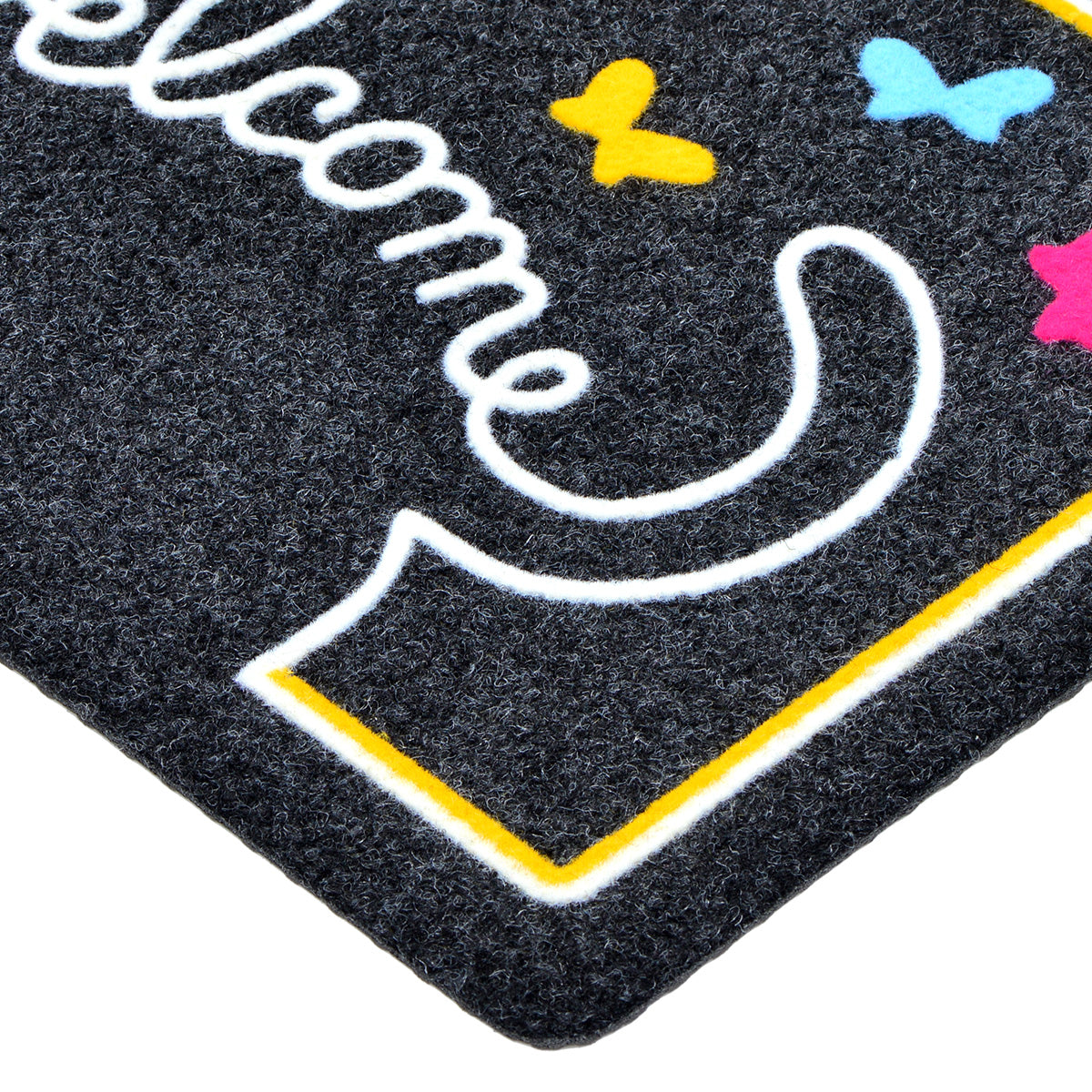CAT WELCOME TRENDY Covoras intrare 40x70cm