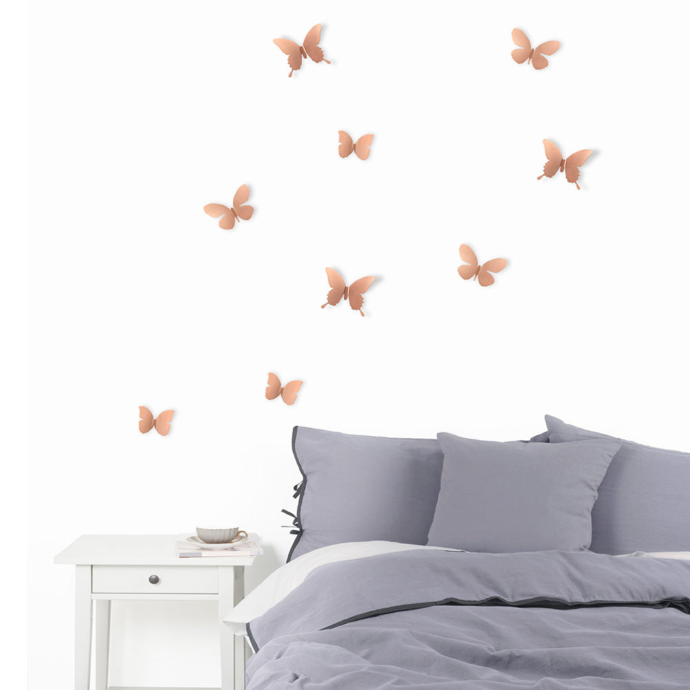 BUTTERFLIES Decor perete