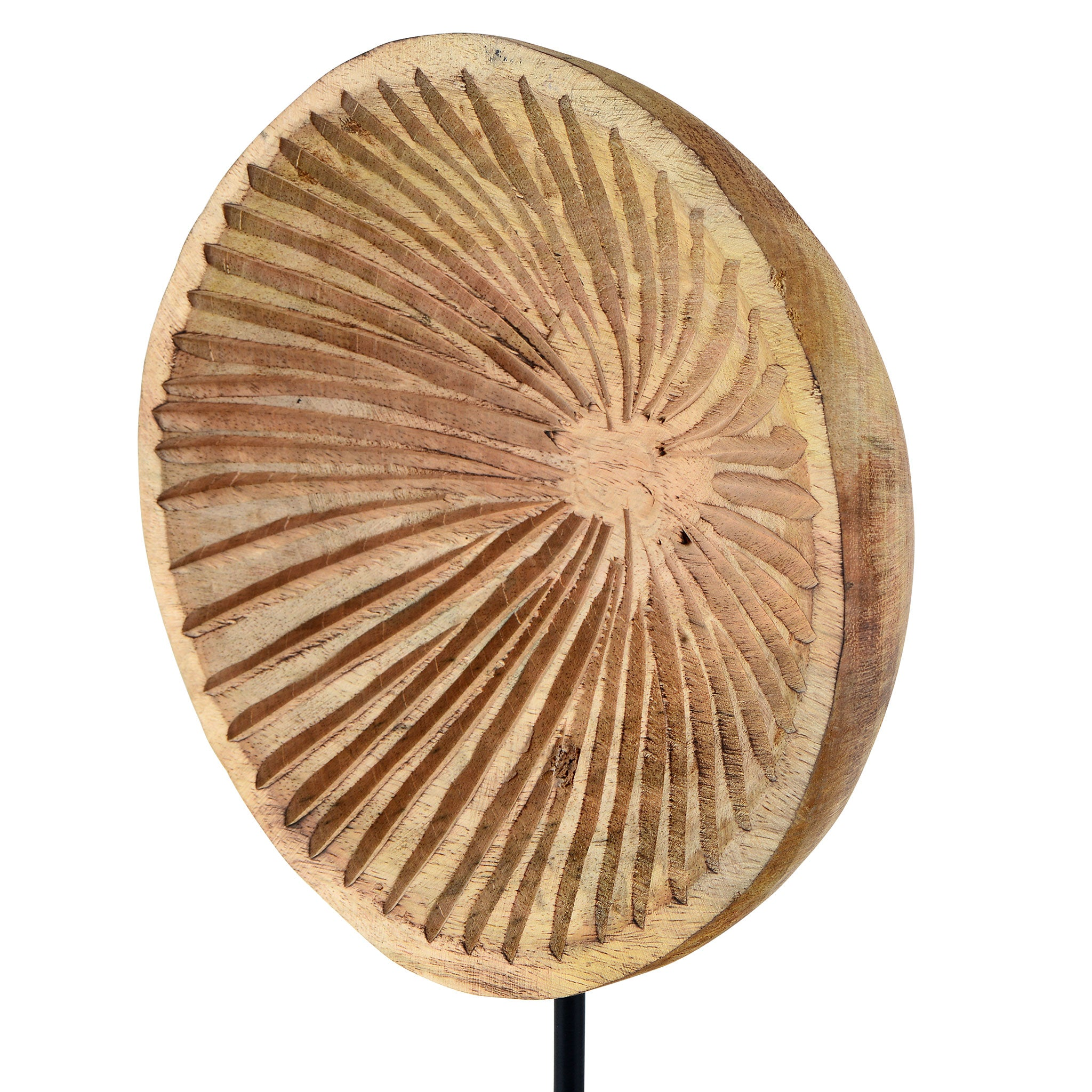 CARVED WHEEL Decoratiune