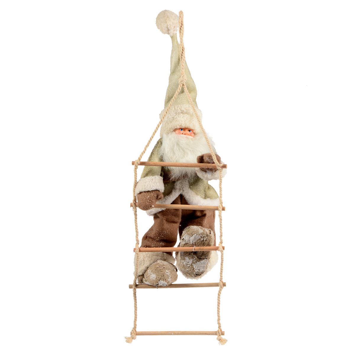Decoratiune SANTA ON LADDER
