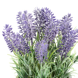 LAVANDA Floare artificiala in ghiveci