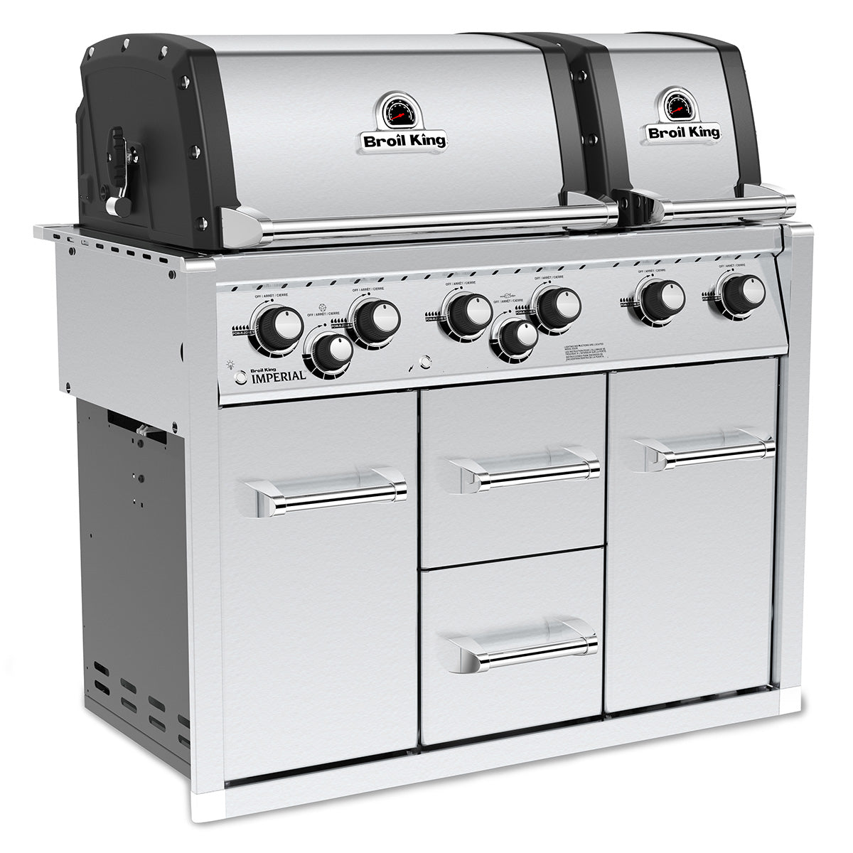 BROIL KING Gratar incorporabil Imperial XL