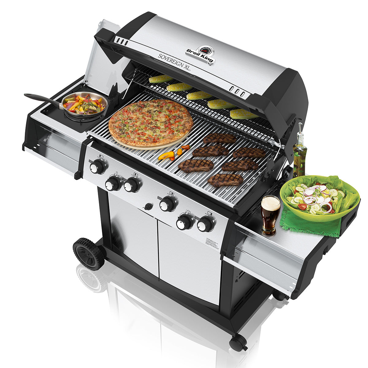 BROIL KING Gratar gaz Sovereign 90 XL