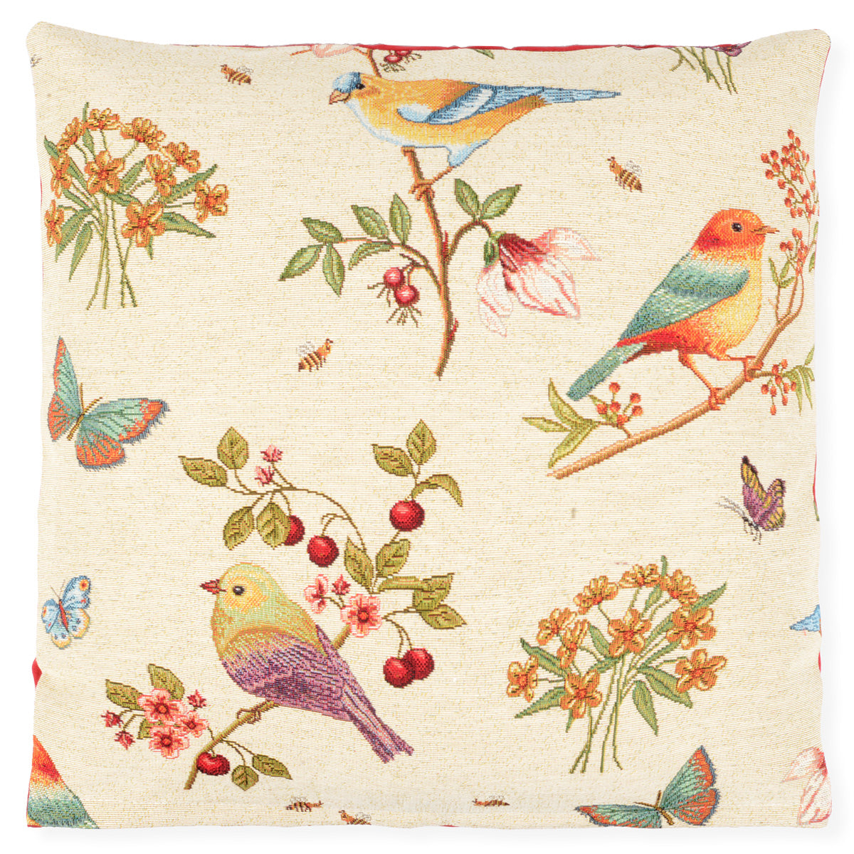 Perna Decorativa 45x45 BIRDS