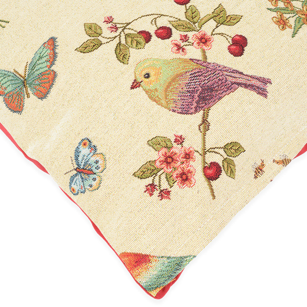 BIRDS Perna Decorativa 45x45