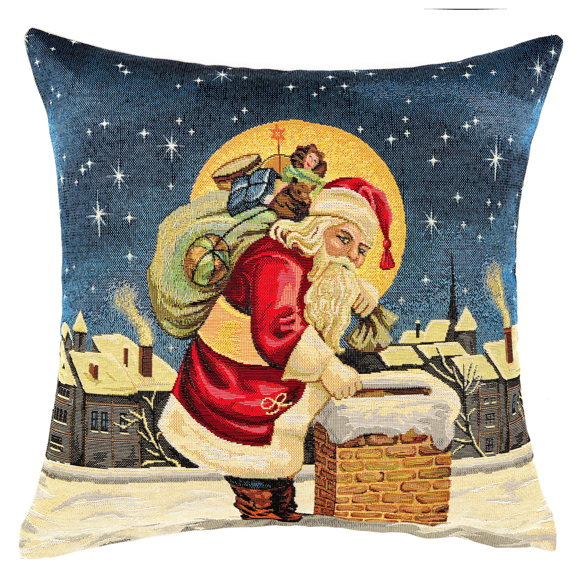 CHRISTMAS EVE Perna Decorativa 45x45