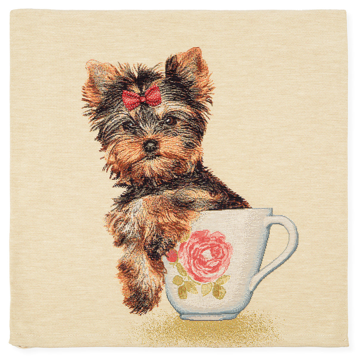 CUP DOG Perna Decorativa 45x45