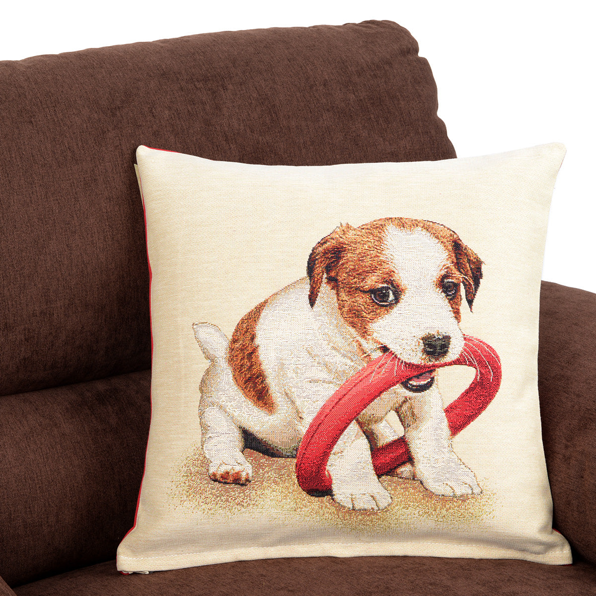 LITTLE PUPPY Perna Decorativa 45x45