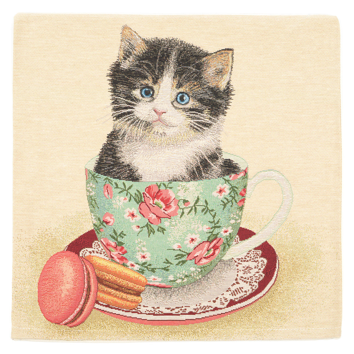 TEACUP Perna Decorativa 45x45