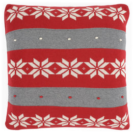 SNOW FLAKES Perna Decorativa 45x45