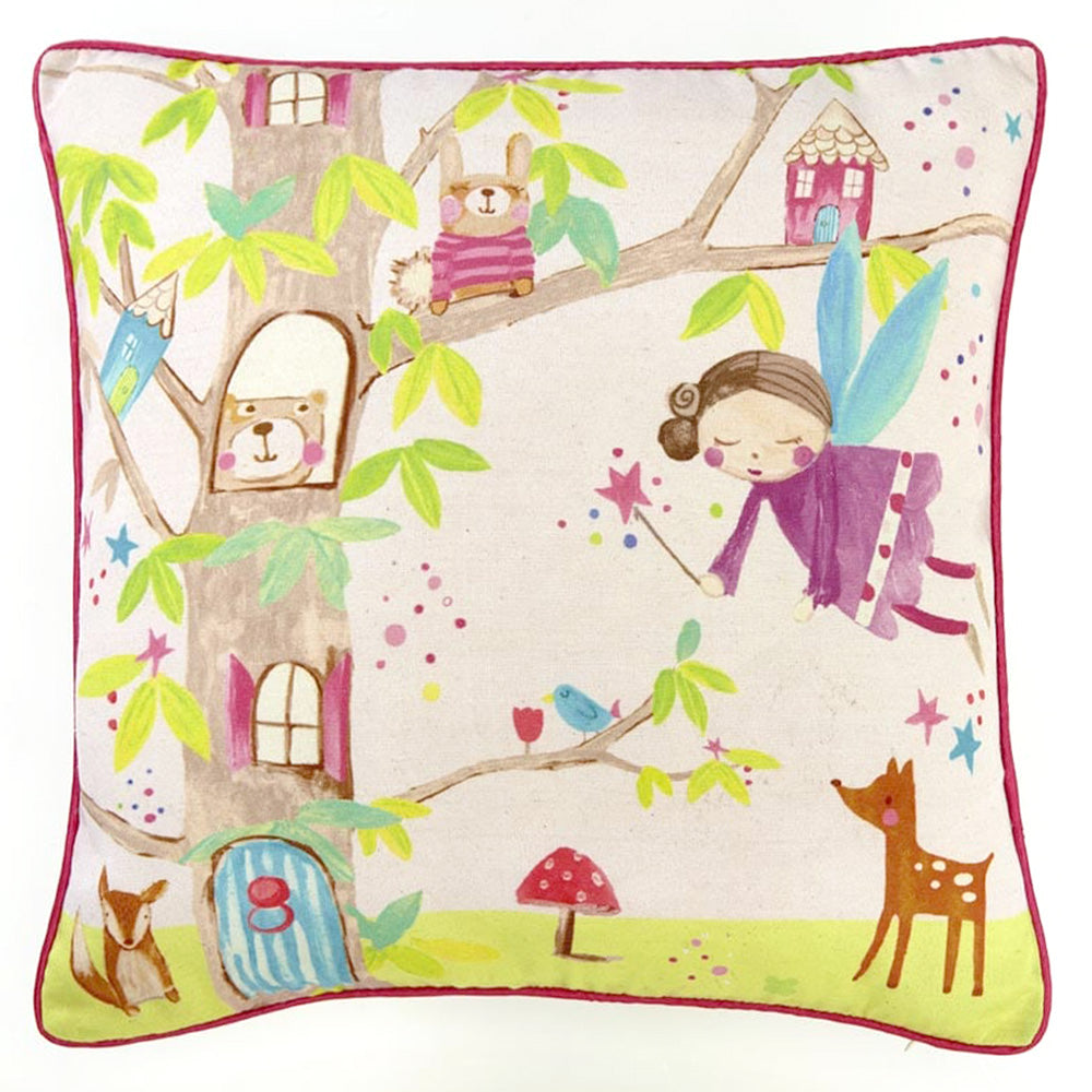 Perna Decorativa 45x45 WOODLAND FAIRIES