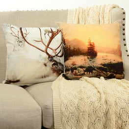 WINTER STORY Perna Decorativa 50x50