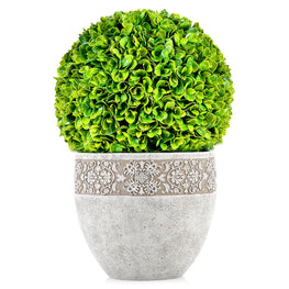 BOXWOOD LEAVES Planta artificiala