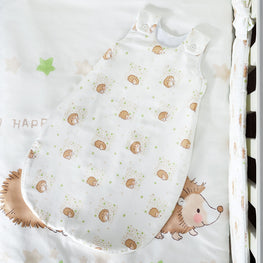 SLEEPY HEDGEHOG Sac dormit bebe