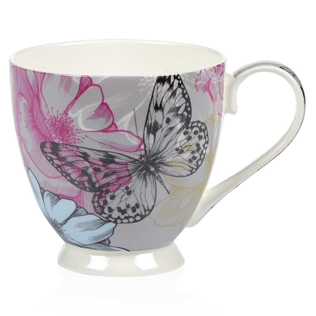 BUTTERFLY Set 2 cani, 420ml