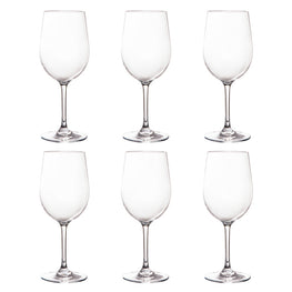 Set 6 pahare vin 650 ml PLAIN