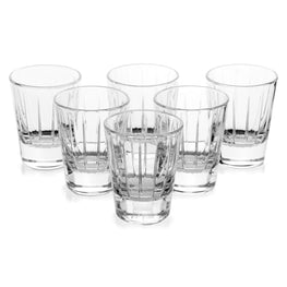 ACADEMIA Set 6 pahare vodka, 80ml