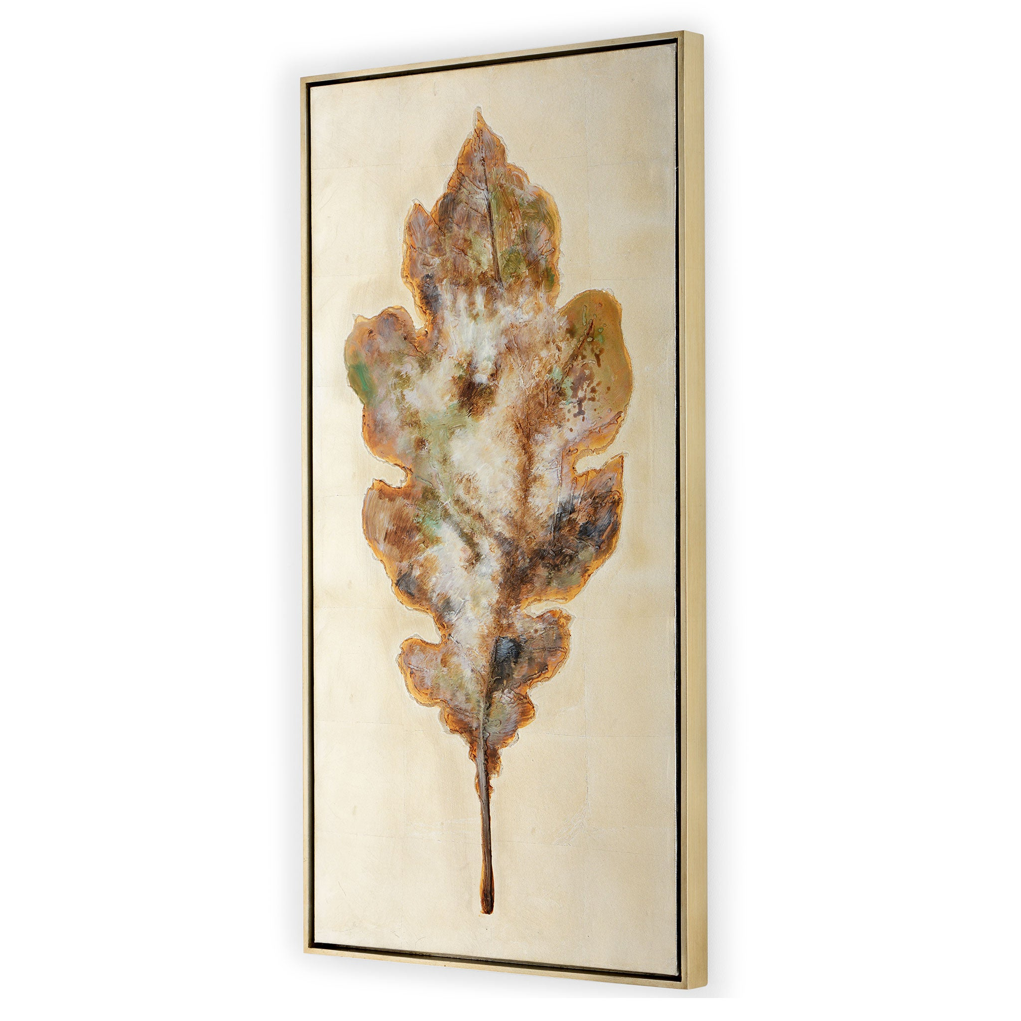 AUTUMN LEAF II Tablou canvas 53x104cm