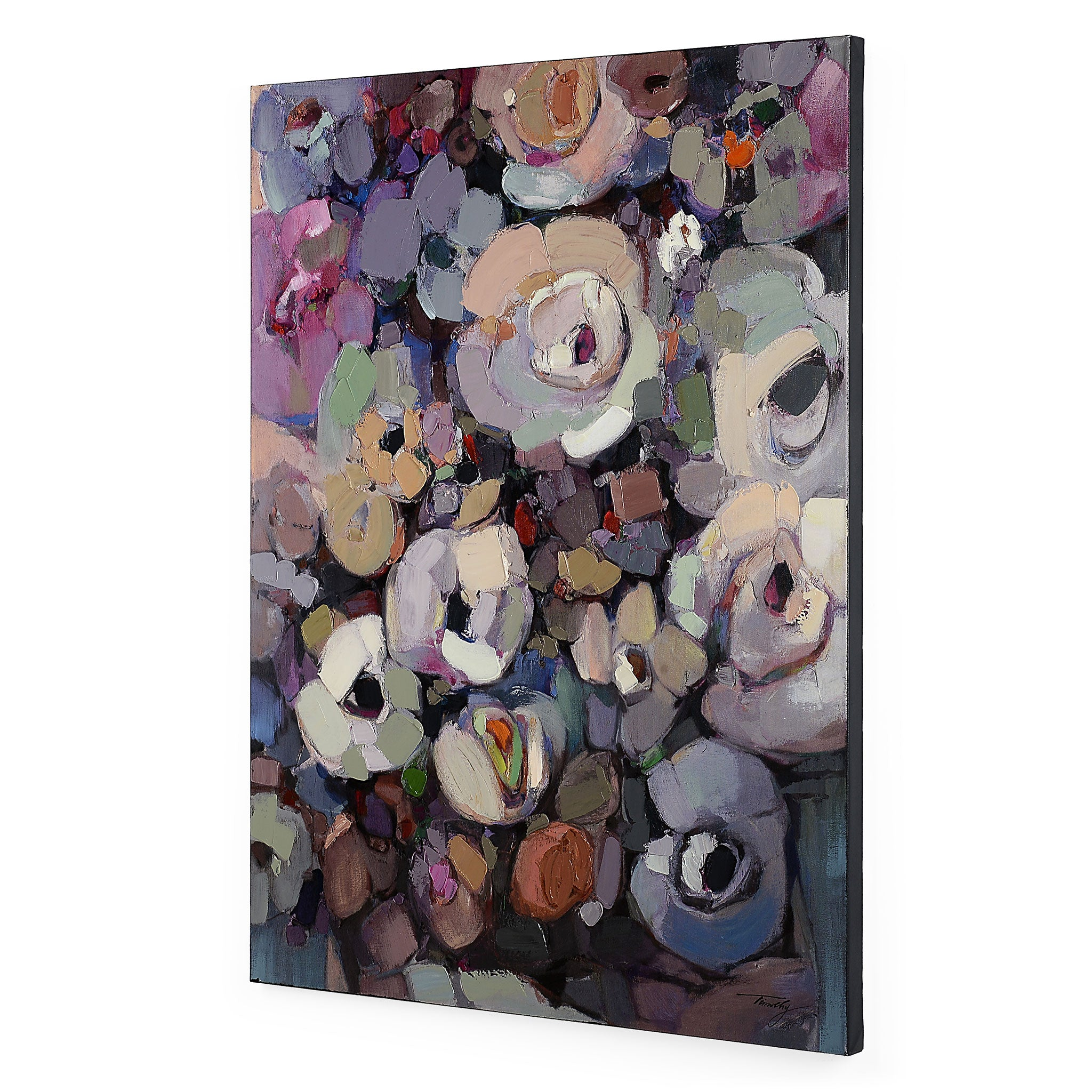 LILYBELL I Tablou canvas 90x120cm