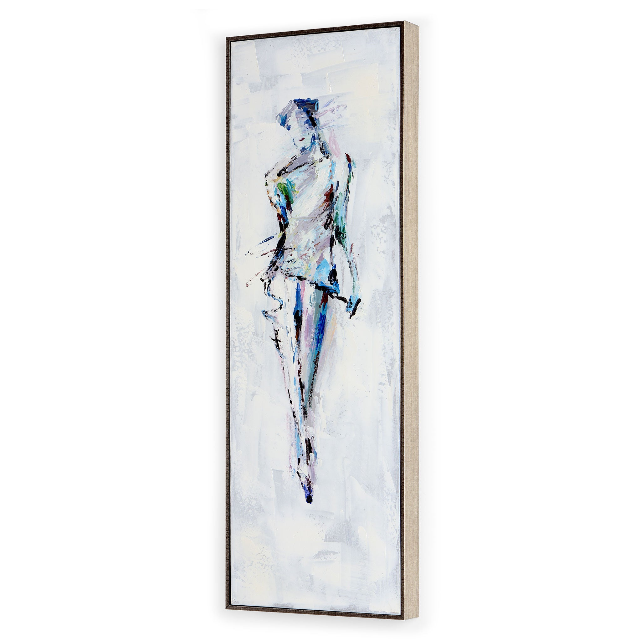 Tablou canvas 33x95cm STYLING I