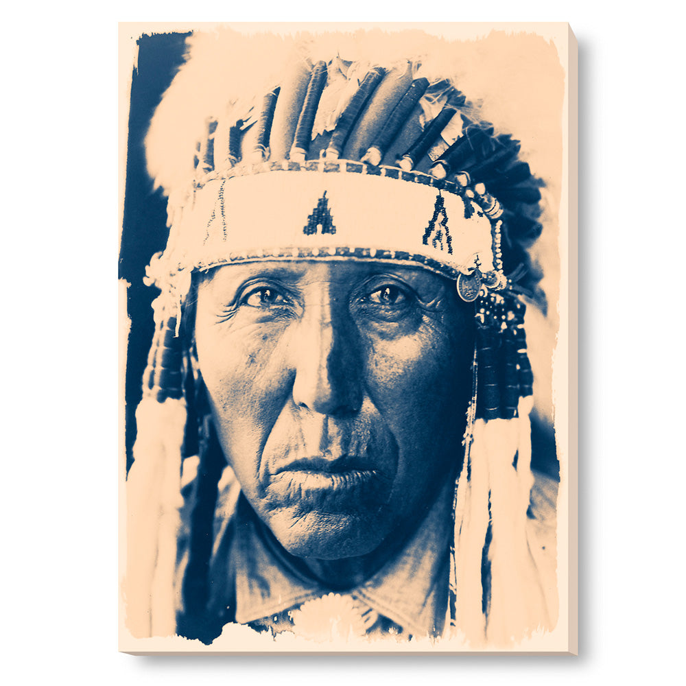 Tablou canvas 50x70 cm CHEYENNE INDIAN