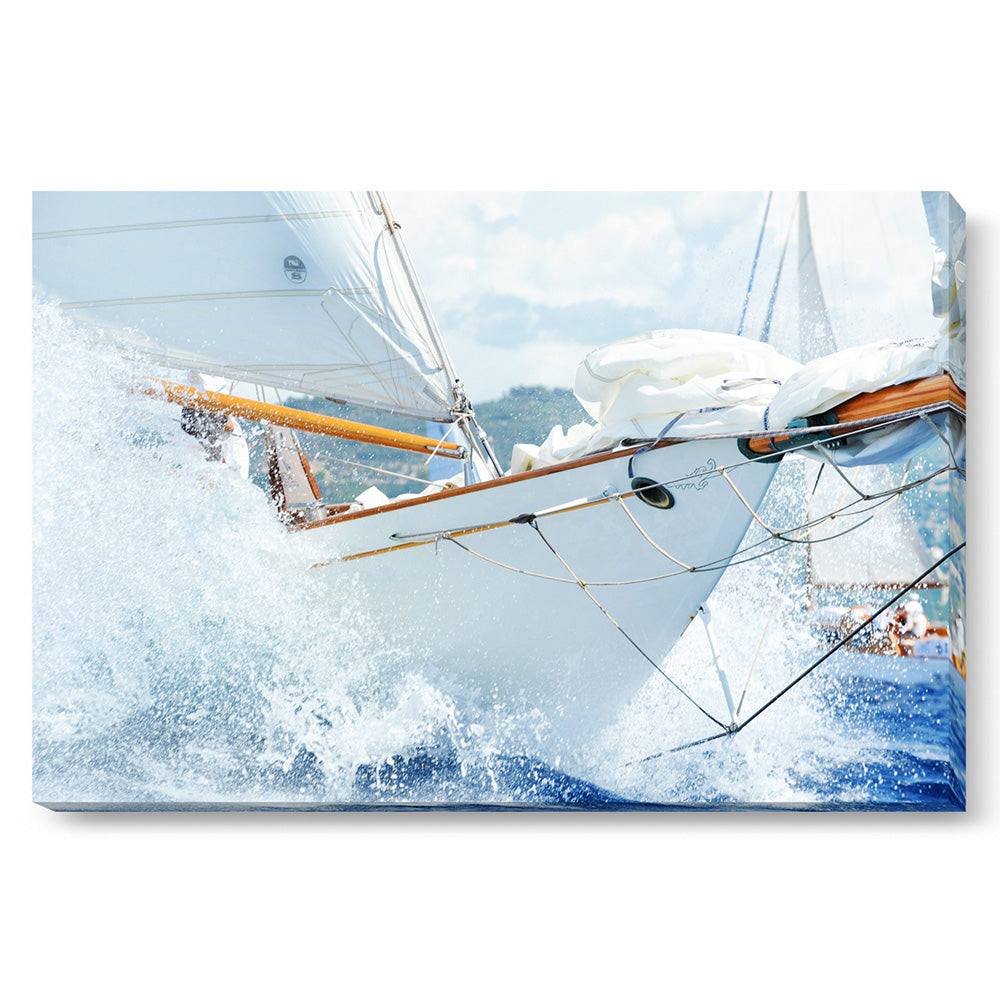 Tablou canvas 60x90 cm YACHTING CONTEST