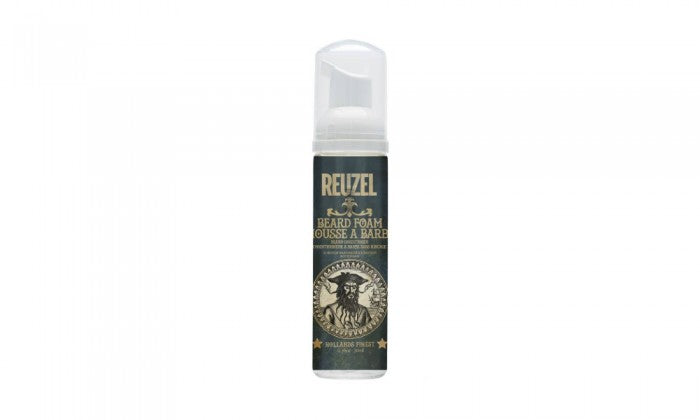 beard foam reuzel mousse à barbe conditionner