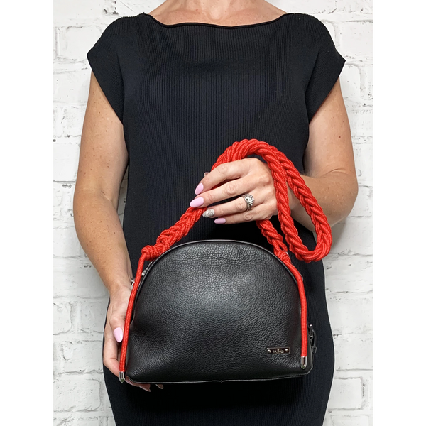 Crescent Bag Black