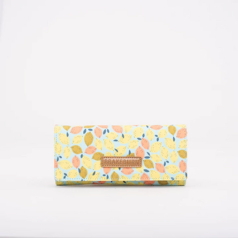 Foldover Purse Lemon