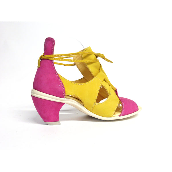 Eject 02 Pink/Yellow